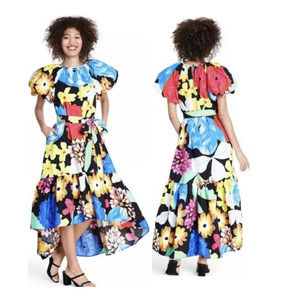 Christopher John Rogers x Target Hi-Low Dress